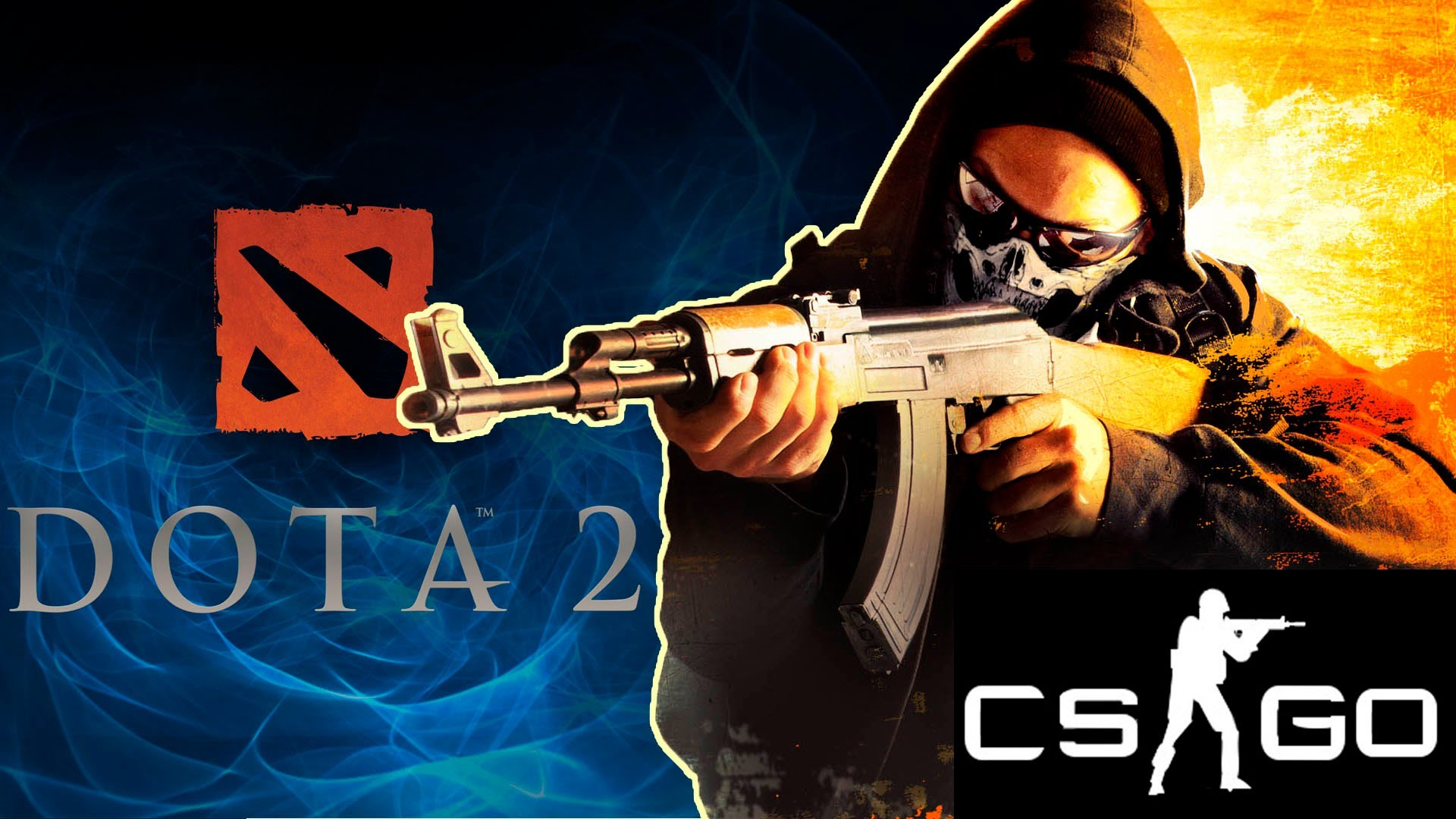 DOTA 2 CS:GO