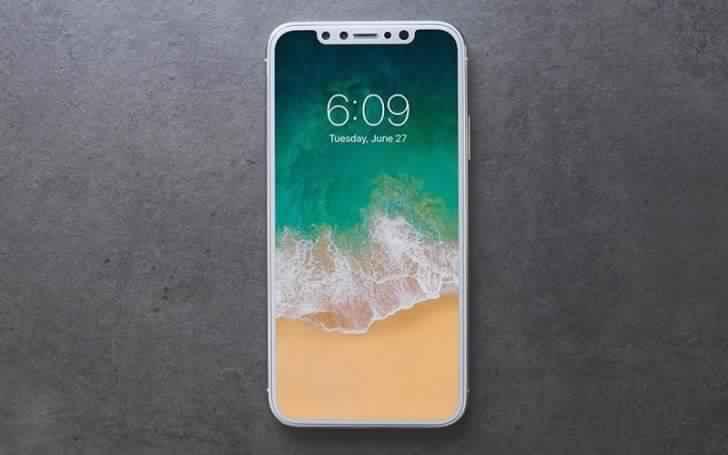 شركة Apple ستتخلي عن زر اقائمة الرئيسية في هاتف iPhone 8 لهذه الأسباب