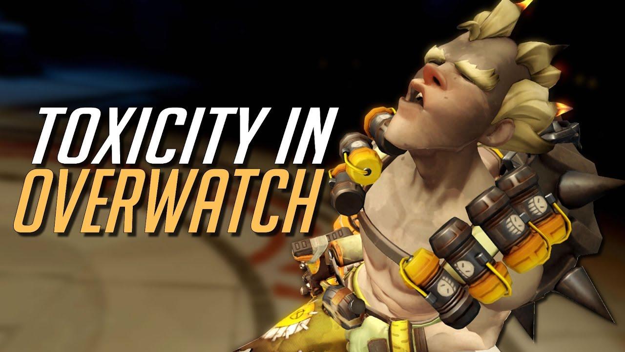 Overwatch Toxicity