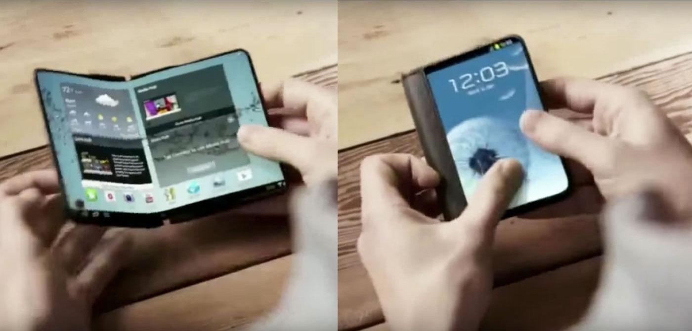 هاتف 9 Note القادم بـ شاشة قابلة للطي