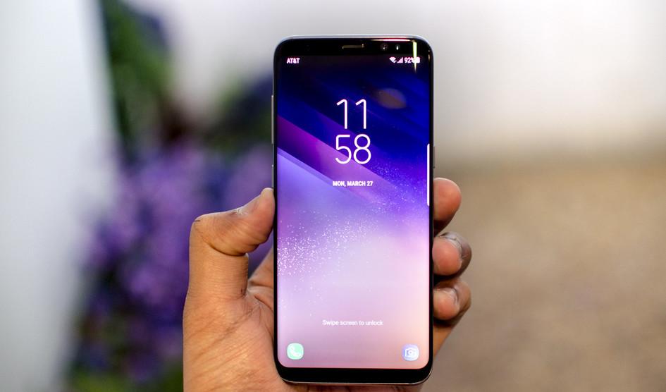 هواتف +Samsung Galaxy S8, S8