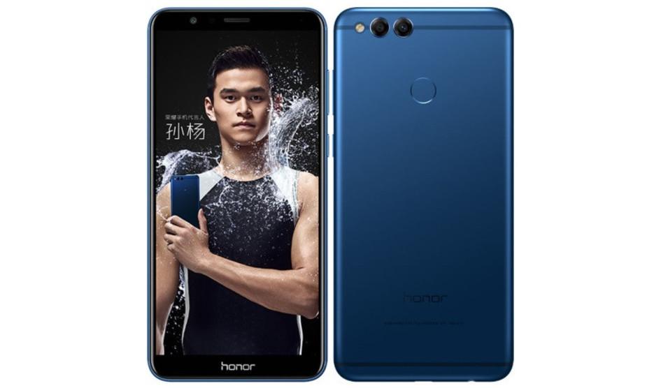هاتف Honor 7X