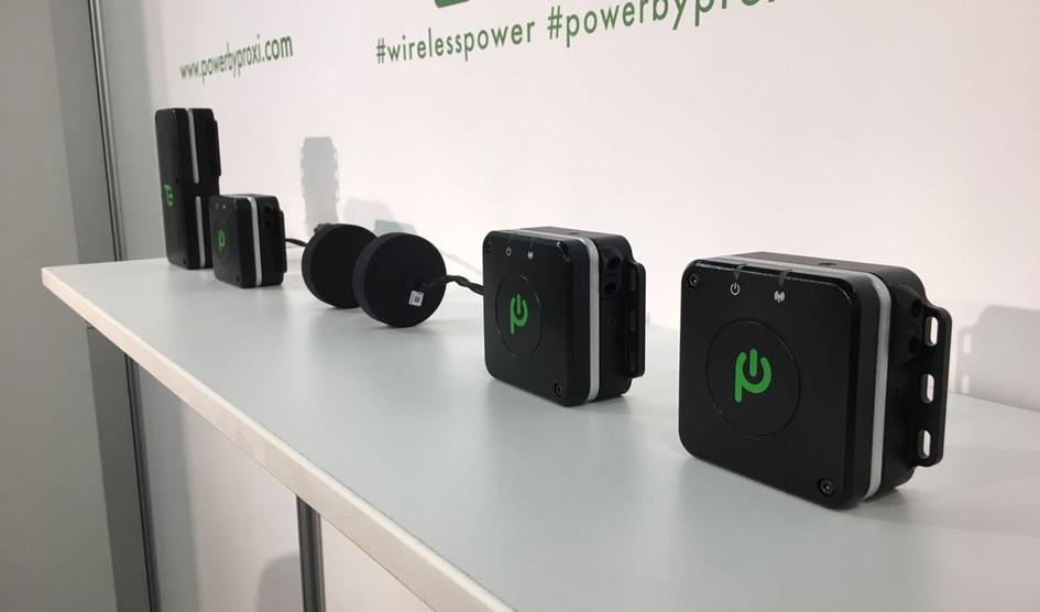 شركة الشواحن اللاسلكية PowerbyProxi