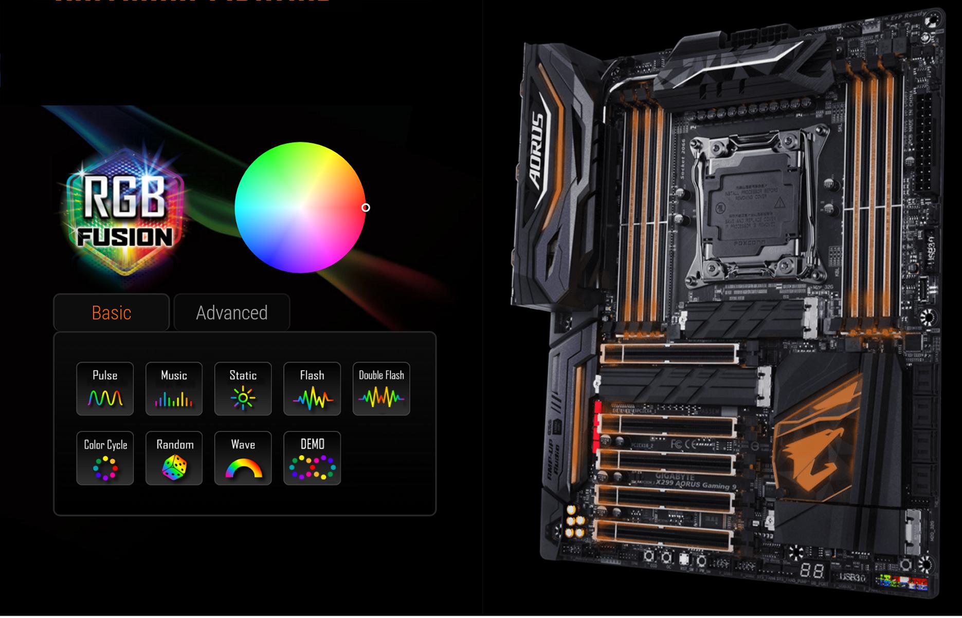 AORUS X299 Gaming 9