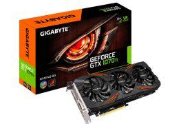 جيجابايت تقدم لجمهور اللاعبين بطاقة GTX 1070 Ti Gaming 8G