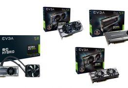 4 بطاقات GTX 1070 Ti تكشف عنها EVGA لجمهور اللاعبين