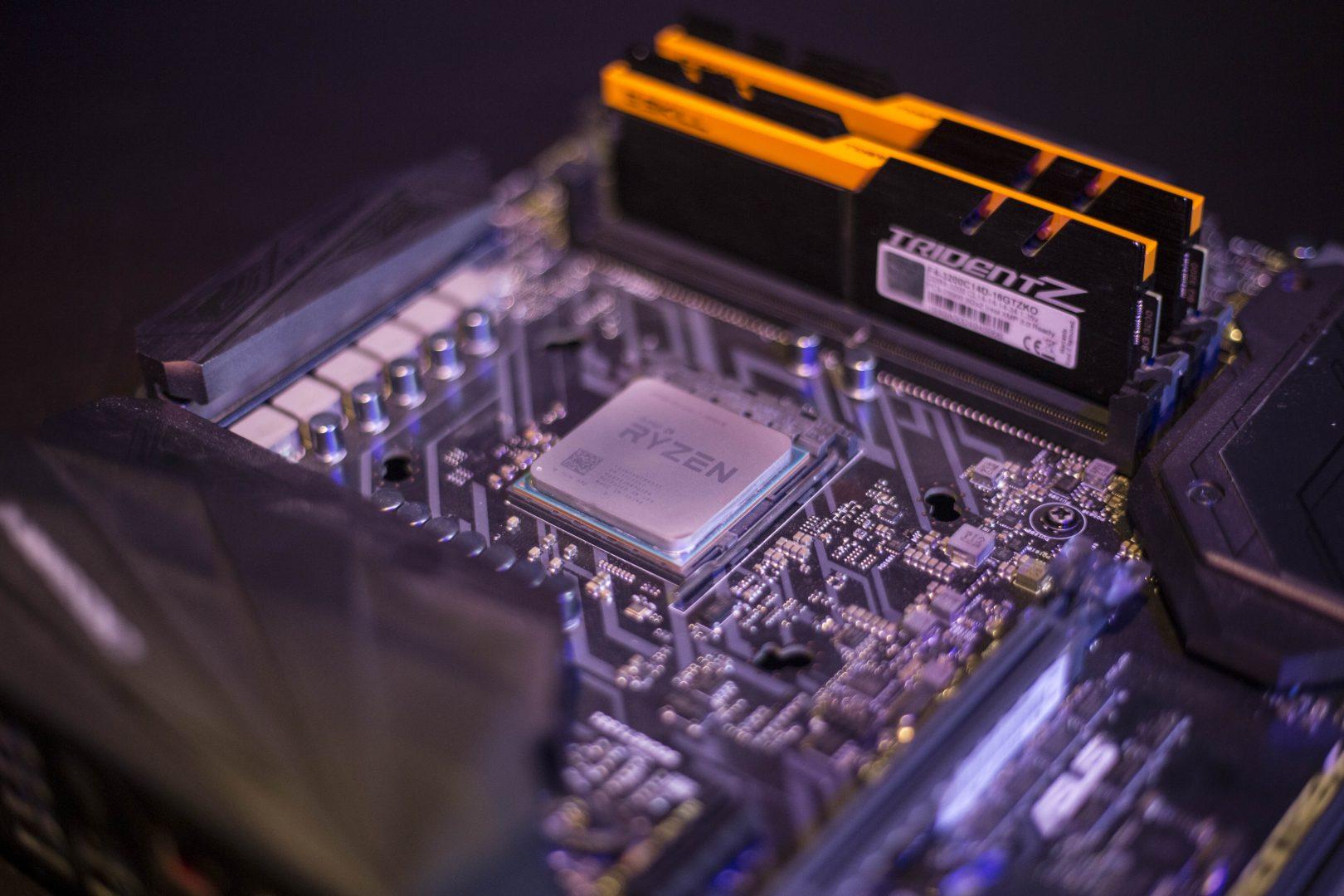 ASUS ROG Crosshair VI Extreme AMD X370