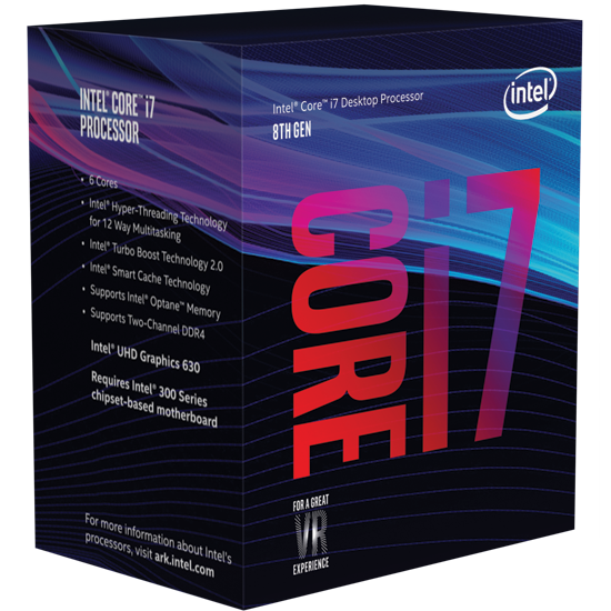 Coffee Lake i7 8700K