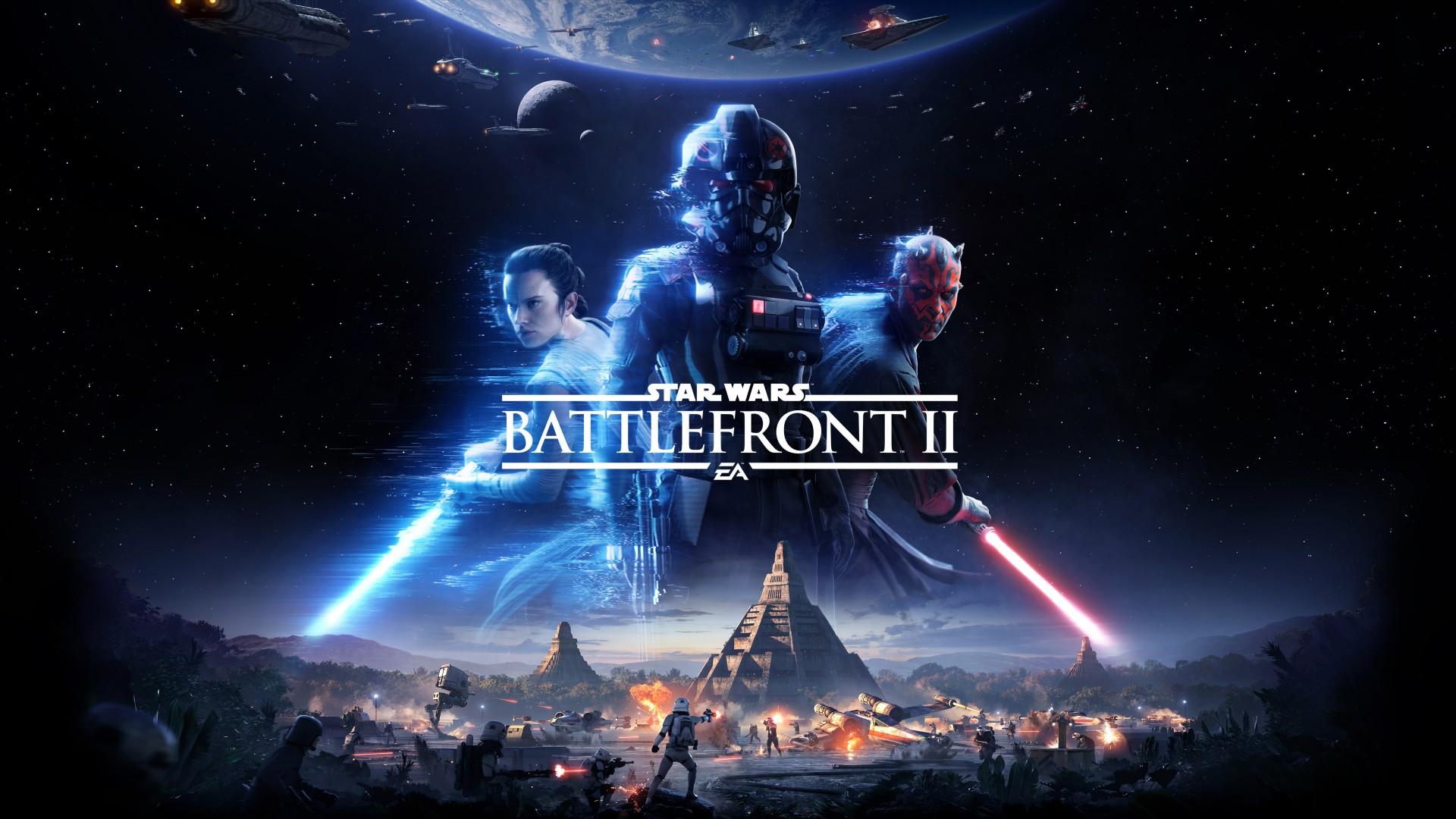 مراجعة عرب هاردوير للعبة Star Wars Battlefront Ii عرب هاردوير