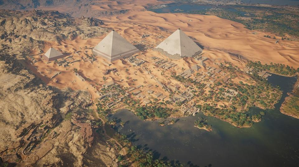 Egypt in Assassin's Creed Origins