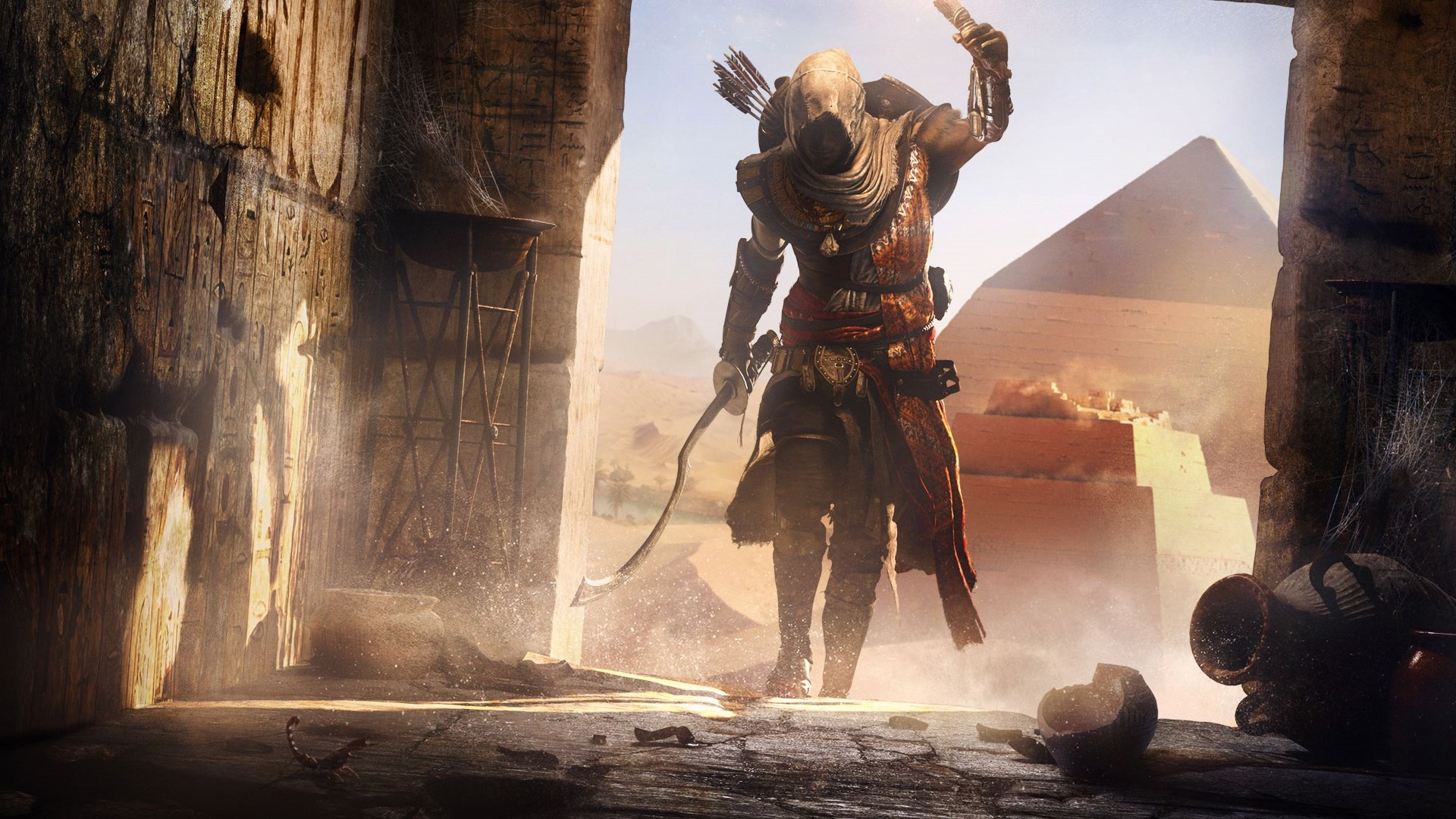 Assassin's Creed Origins لعبة
