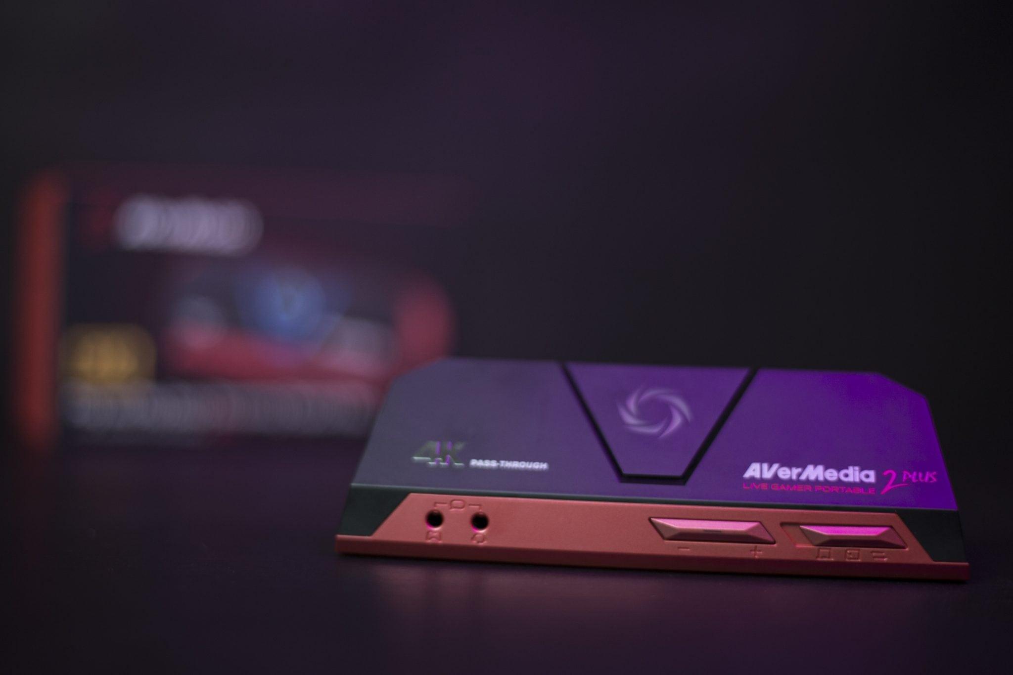 Avermedia Live Gamer Portable Plus HD 2