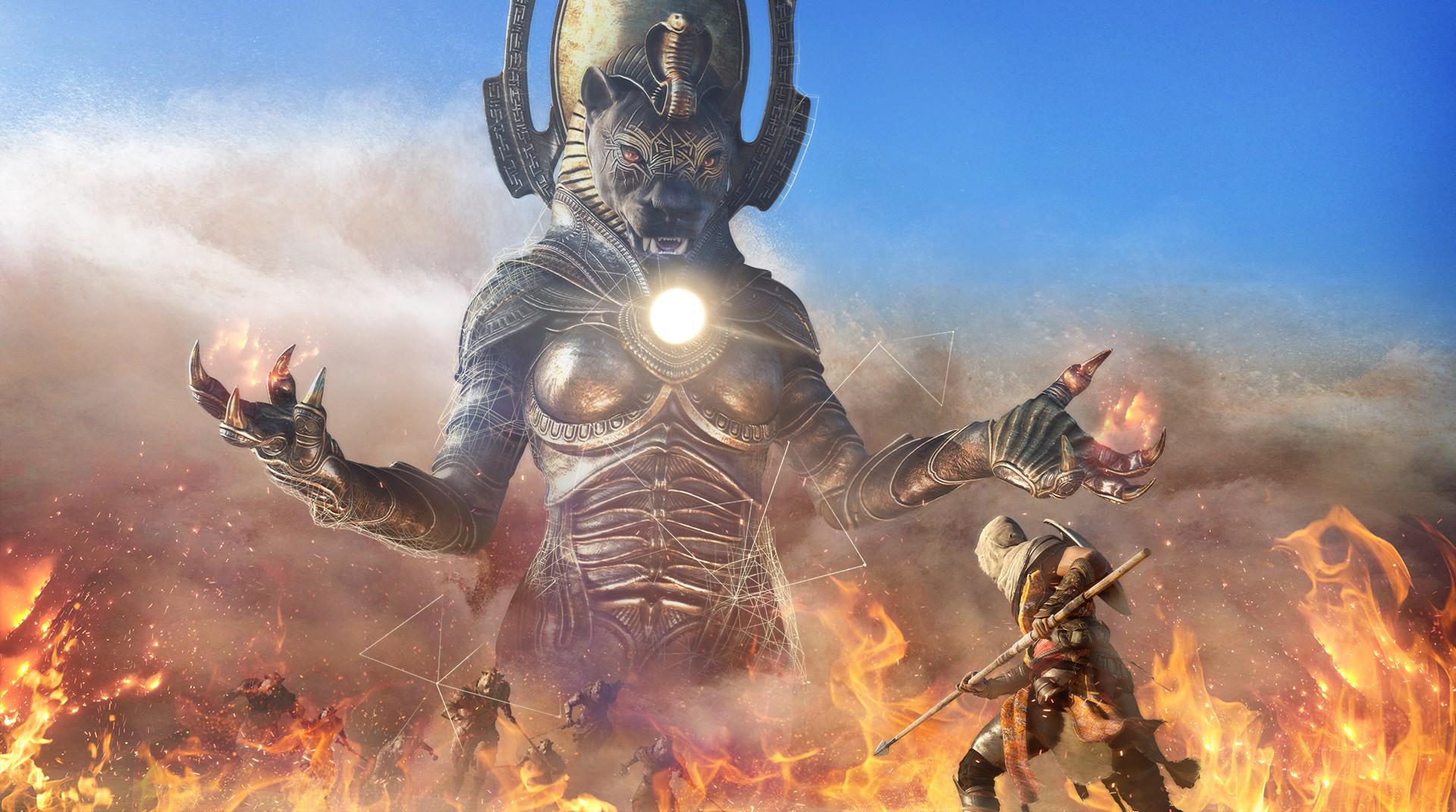 حسن مستواك في Assassin's Creed Origins