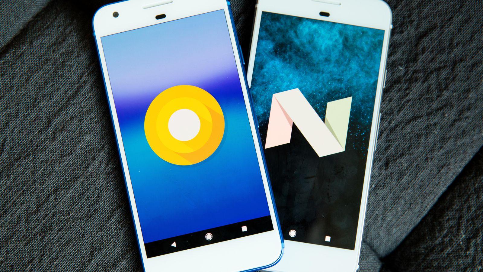 نظام التشغيل Android Oreo