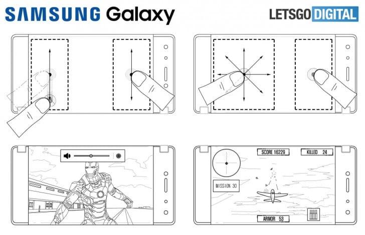 هاتف Galaxy X