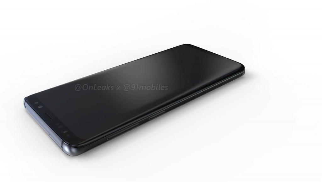 يبدو أننا سوف نري هاتف Galaxy S9 في حدث MWC 2018