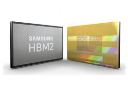 معرض CES2018: سامسونج تعلن دخول مرحلة الإنتاج الكمي لذاكرة HBM2 بسرعة 2.4Gbps