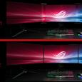 معرض CES2018: ابتكار ASUS BEZEL-FREE KIT سيجمع 3 شاشات بدون حواف جانبية!