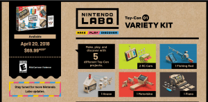 Varity labo Kit