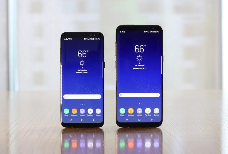 معرض CES2018: طبقاً لتصريحات رئيس قسم الهواتف هاتف Galaxy S9 رسمياً علي الأبواب!!