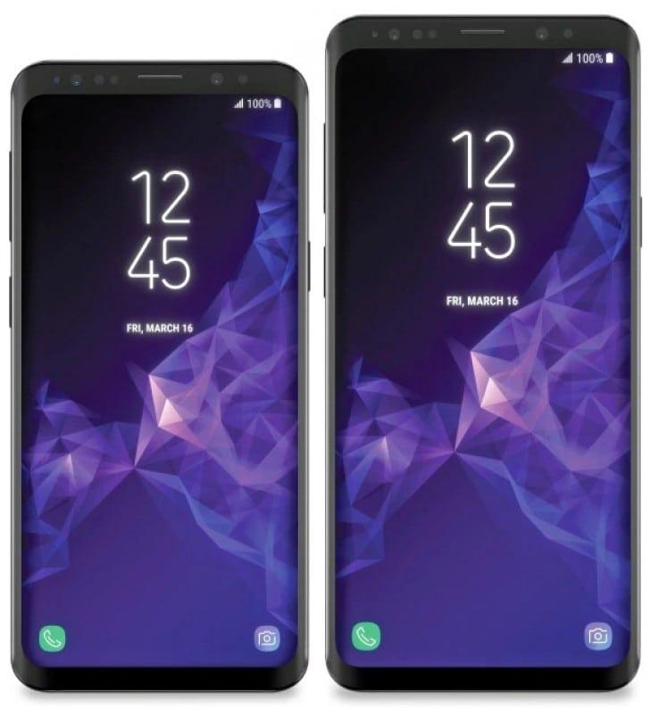 هاتفي Galaxy S9 الجديدين
