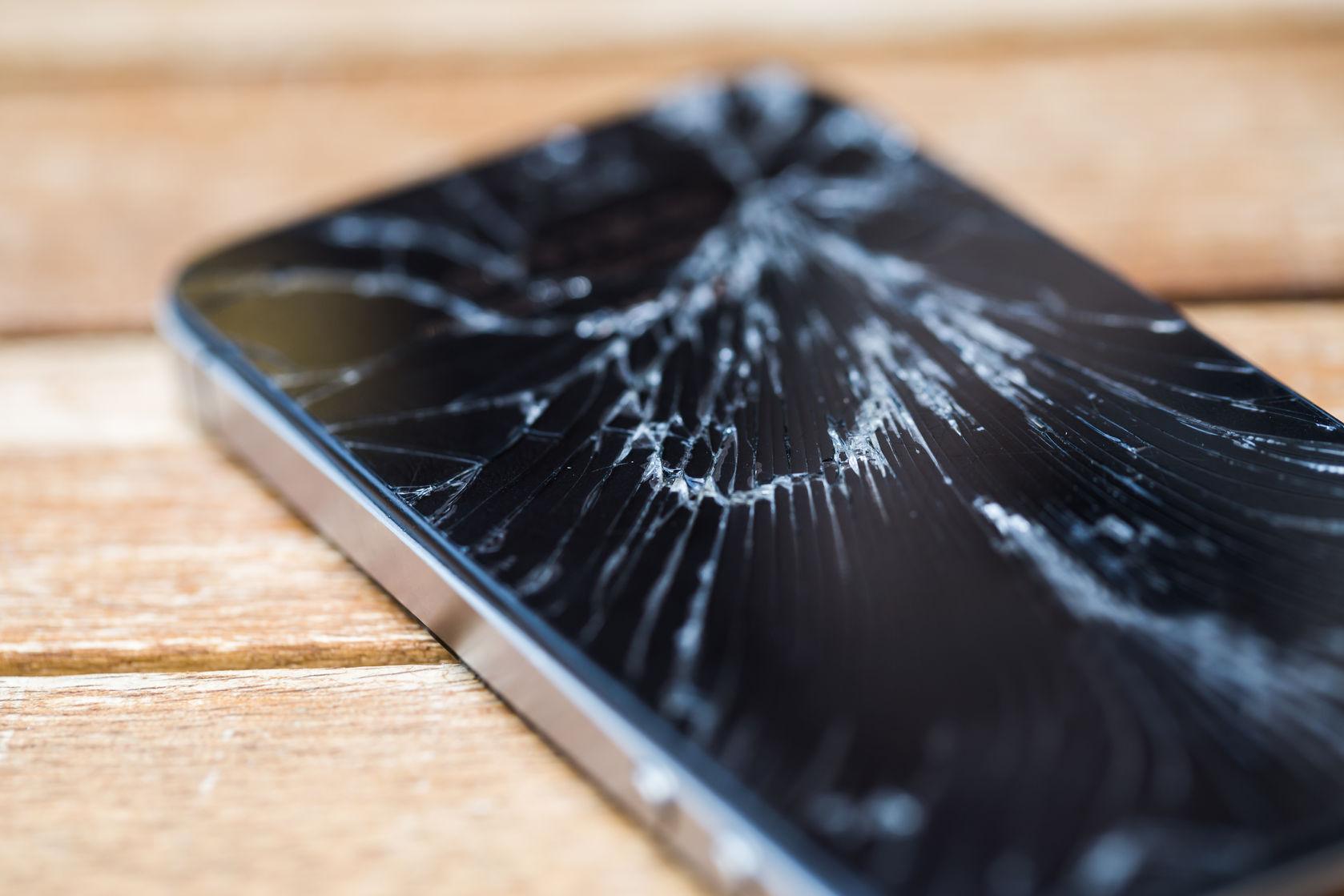 شاشات هواتف المستقبل قد تستطيع معالجة نفسها بنفسها