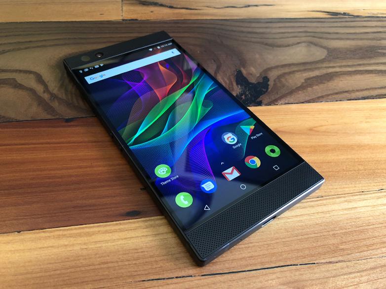 معرض CES2018: هاتف Razer Phone الجديد يحصل علي دعم HDR و Dolby Digital Plus 5.1