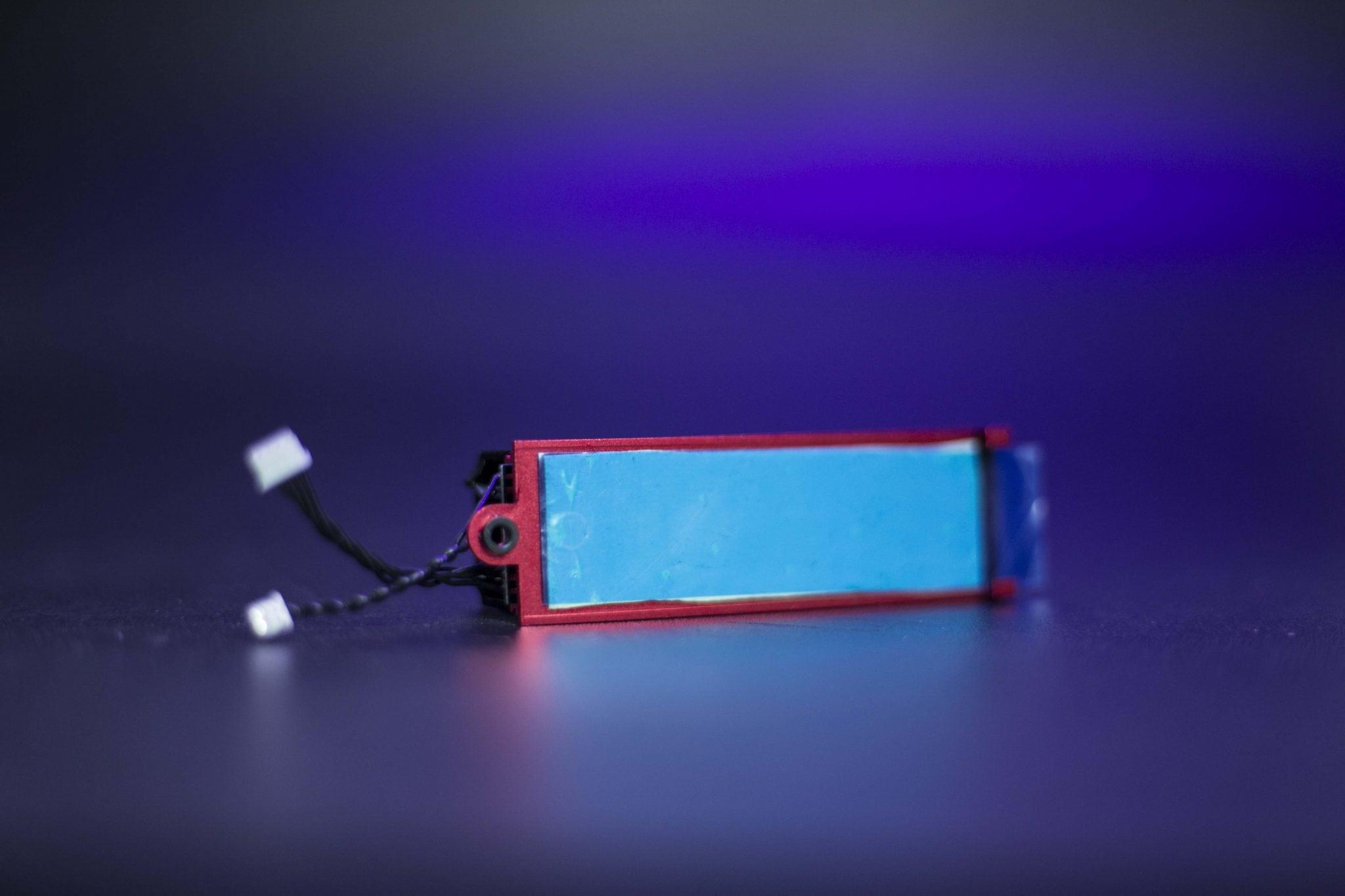 ADATA XPG STORM RGB M.2 2280 SSD Heatsink
