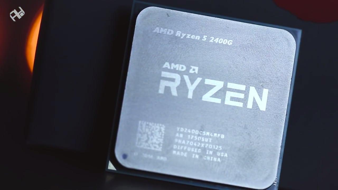 RYZEN 3 2200G APU AMD RYZEN 5 2400G APU