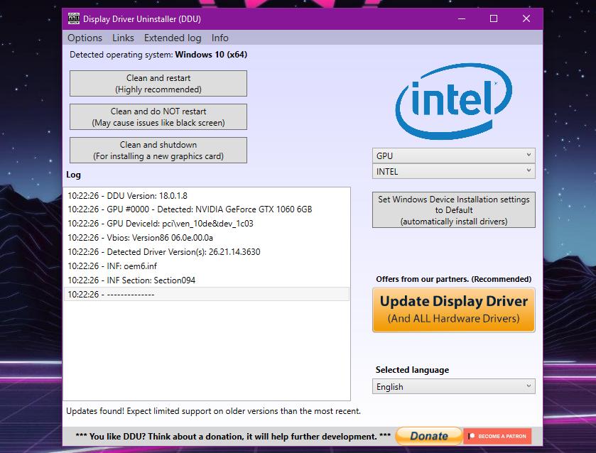 بطاقتك الرسومية المدمجه من Intel؟