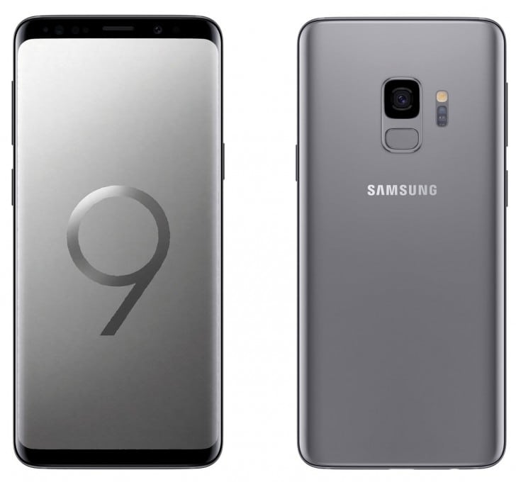 هاتفي Galaxy S9 و S9+
