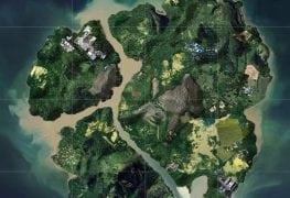 خريطة لعب جديدة قادمة للعبة Pubg