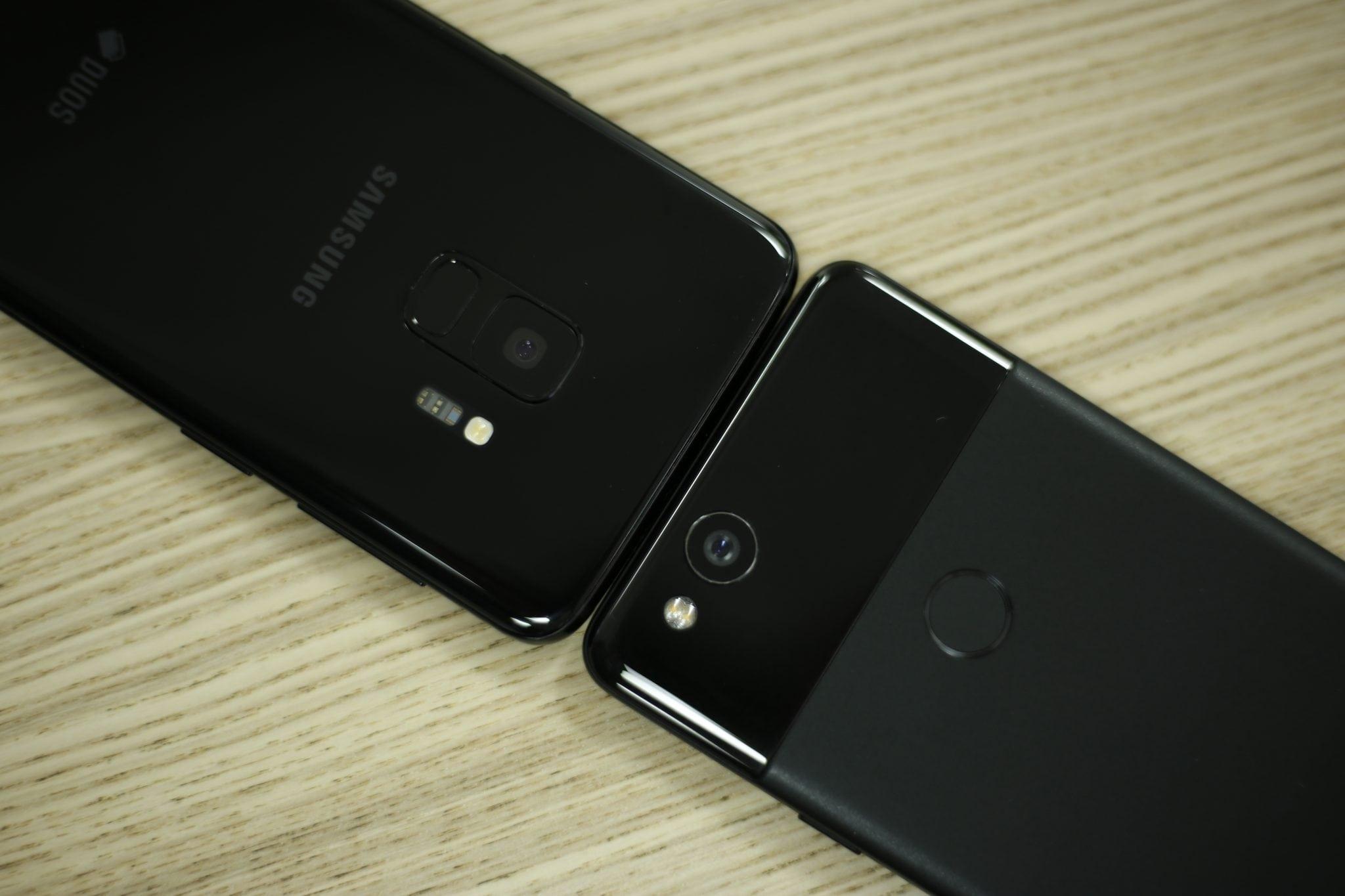 Google Pixel 2 Vs Samsung S9 Camera (5) أفضل كاميرا