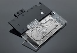 احصل على كامل القوة الكامنة في بطاقة TITAN V مع البلوك المائي EK-FC Titan V