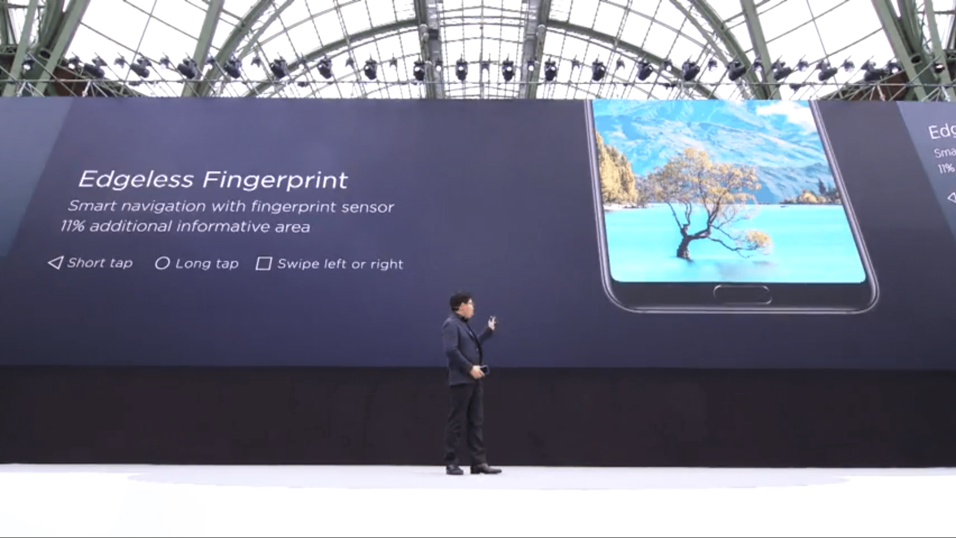 Huawei P20 P20 Pro new home button