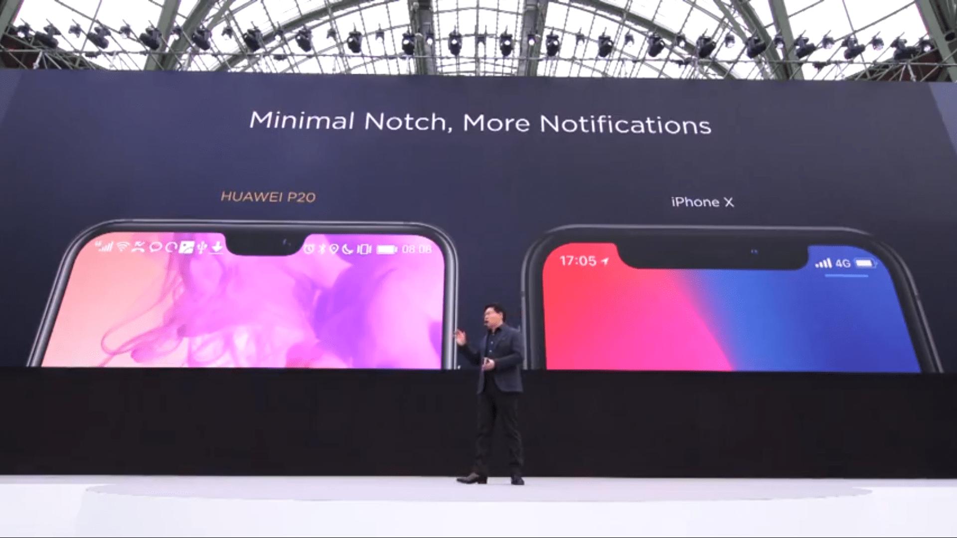 Huawei P20 P20 Pro Notch