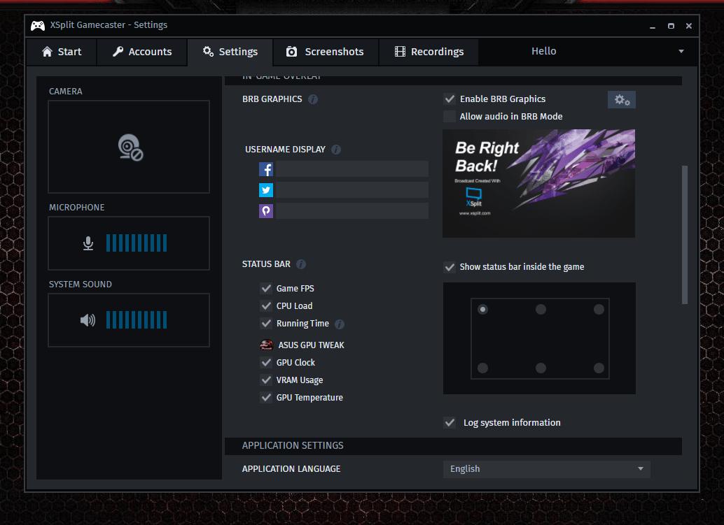 تحكم ببطاقات ASUS مع تطبيق GPU Tweak ll المميز في كسر السرعة