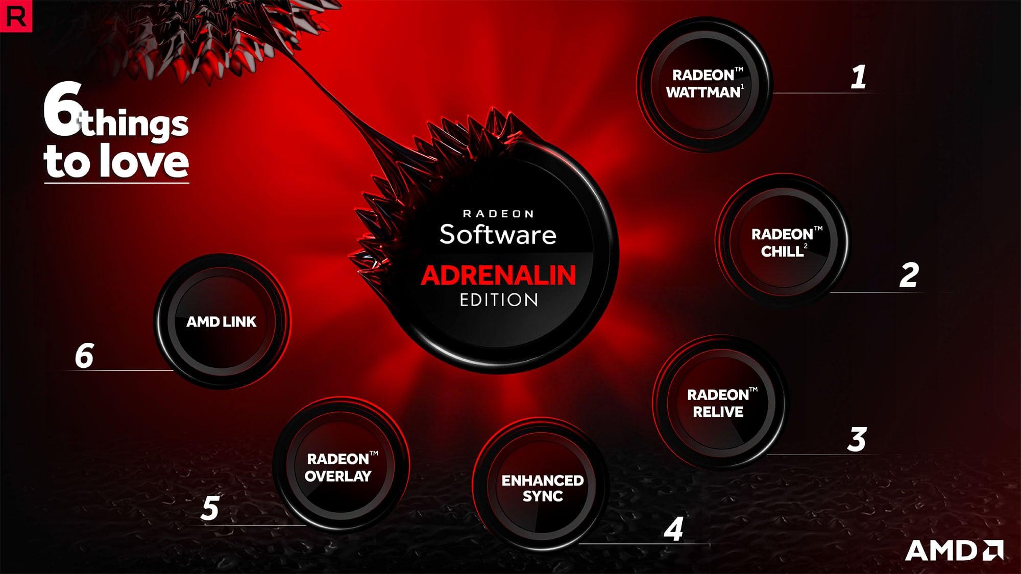 تعريف AMD Radeon Adrenalin 18 5 1 WHQL يزيد الاداء مع لعبة Ancestors