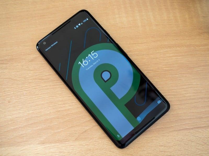 نظام تشغيل Android P