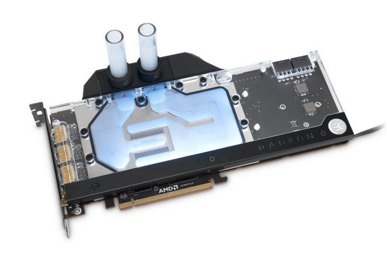 بلوك EK-FC Radeon Vega الجديد بإضاءة RGB