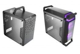 الكشف عن التحفة الفنية الجديدة مع سلسلة كيسات Cooler Master MasterBox Q300