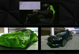 انفيديا تقدم نظام مستند على الخدمة السحابية لاختبار المركبات ذاتية القيادة في GTC2018