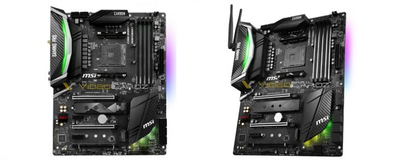 لوحة MSI X470 Gaming Pro Carbon AC