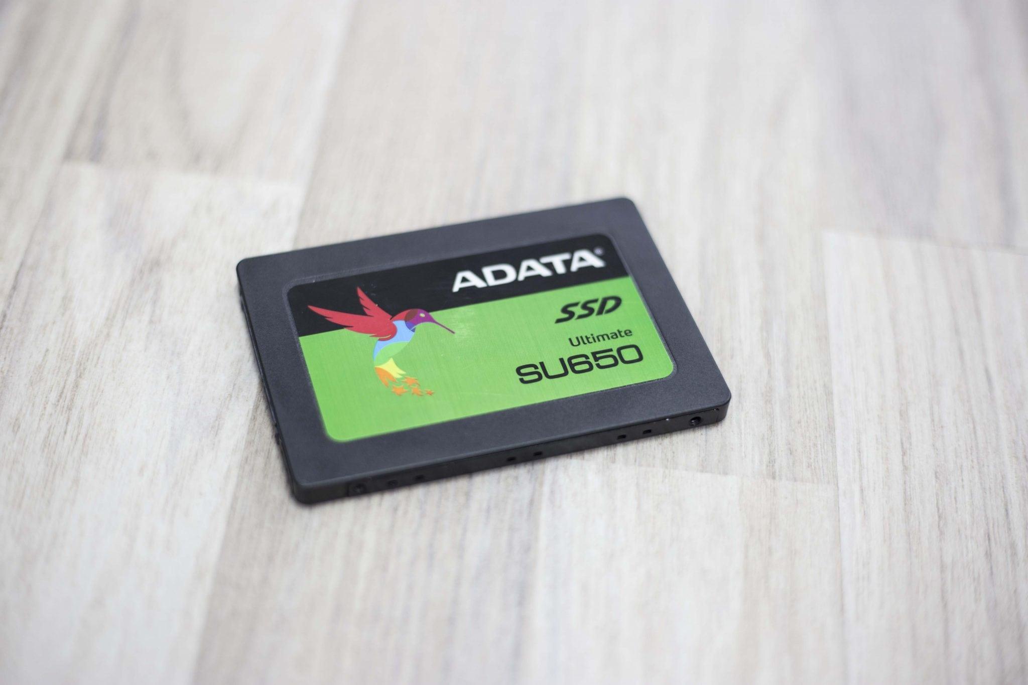 ADATA Ultimate SU650 240GB SSD