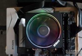مراجعة أخرى تؤكد أن معالج AMD Ryzen 7 2700X يتمتع بحرارة منخفضة