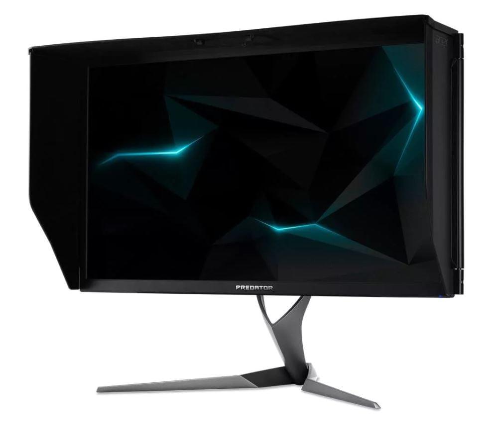 شاشة Acer Predator X27 بدقة 4K 144Hz