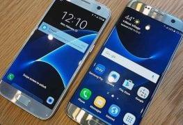 Galaxy S7 ، Galaxy S7 edge ، Oreo