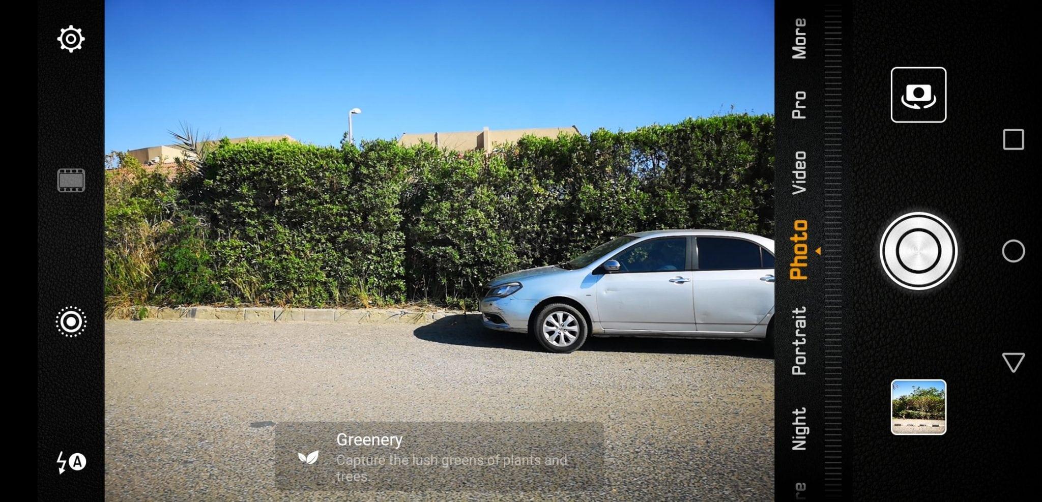 P20 Pro Camera - Scene auto detection (1)