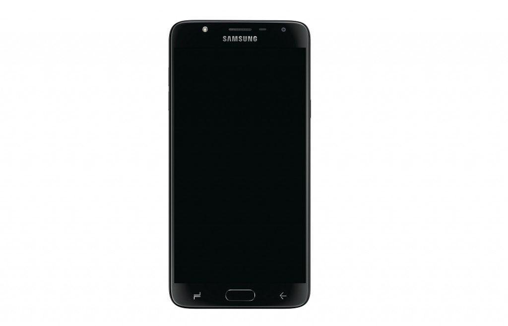لقطة أمامية اهاتف Galaxy J7 Duo