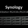 حلول عملية للشركات مع وحدة Synology RackStation RS2418+/RS2418RP+ NAS